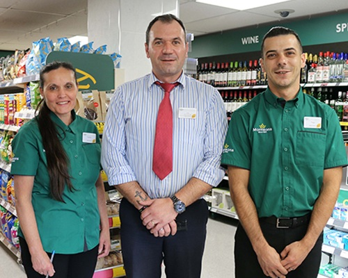 Morrisons Daily - Now open at Grands Vaux -