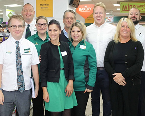 Morrisons Daily - Now open Snow Hill -