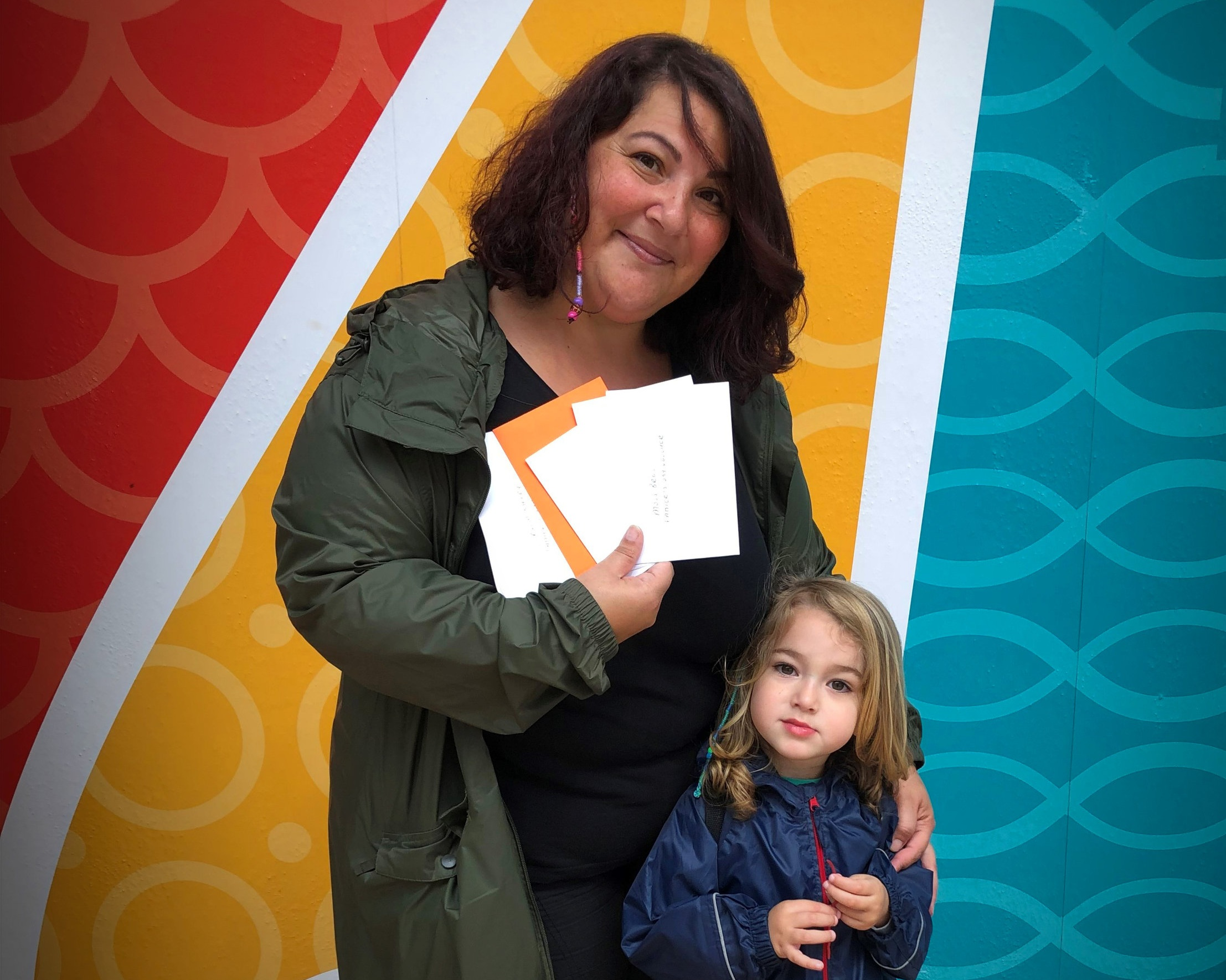 Winner of Liberty Wharf's Father's Day Competition -