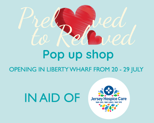 Jersey Hospice to Host Pop Up Shop in Liberty Wharf -