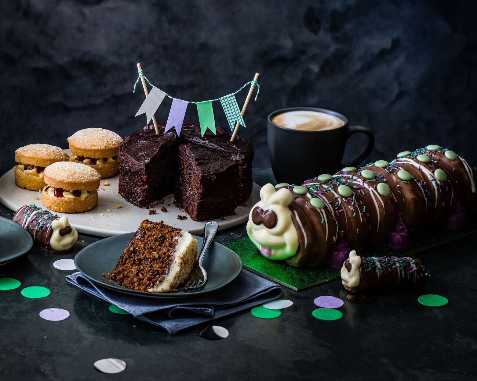 M&S Jersey to Donate 10% of All Cake Sales to Macmillan -
