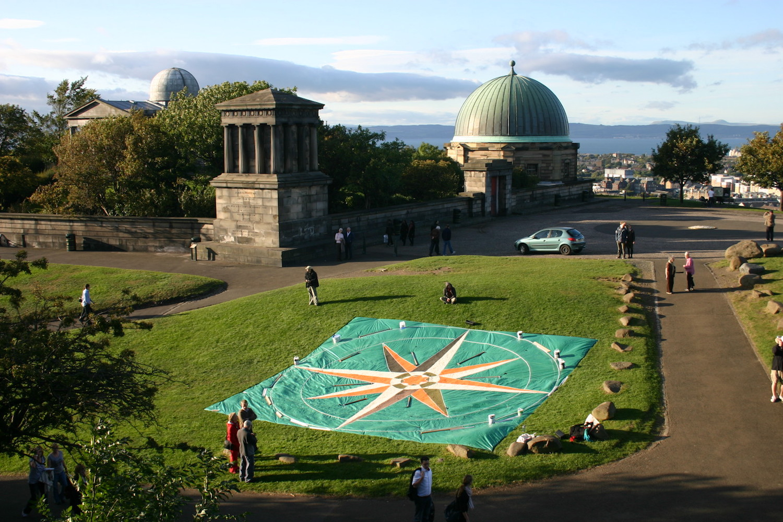 Nelson Mandala,Edinburgh World Heritage -