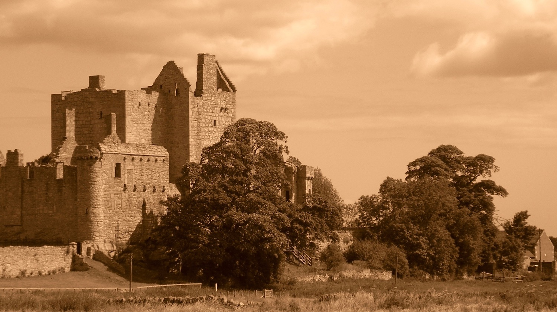 Craigmillar Castle Park, Edinburgh -