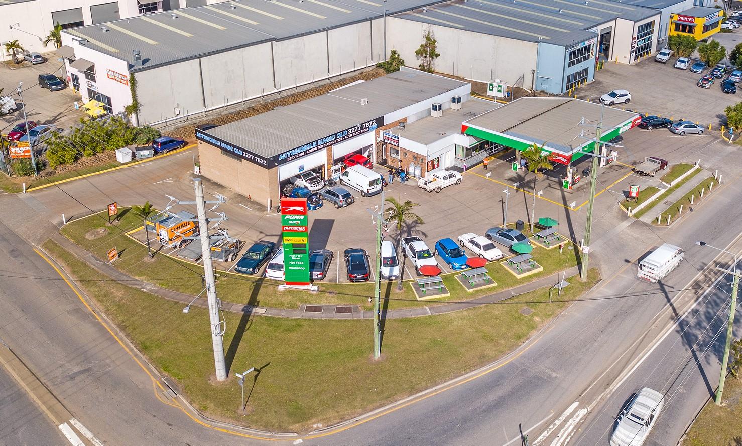Puma Fuel Station, Wacol