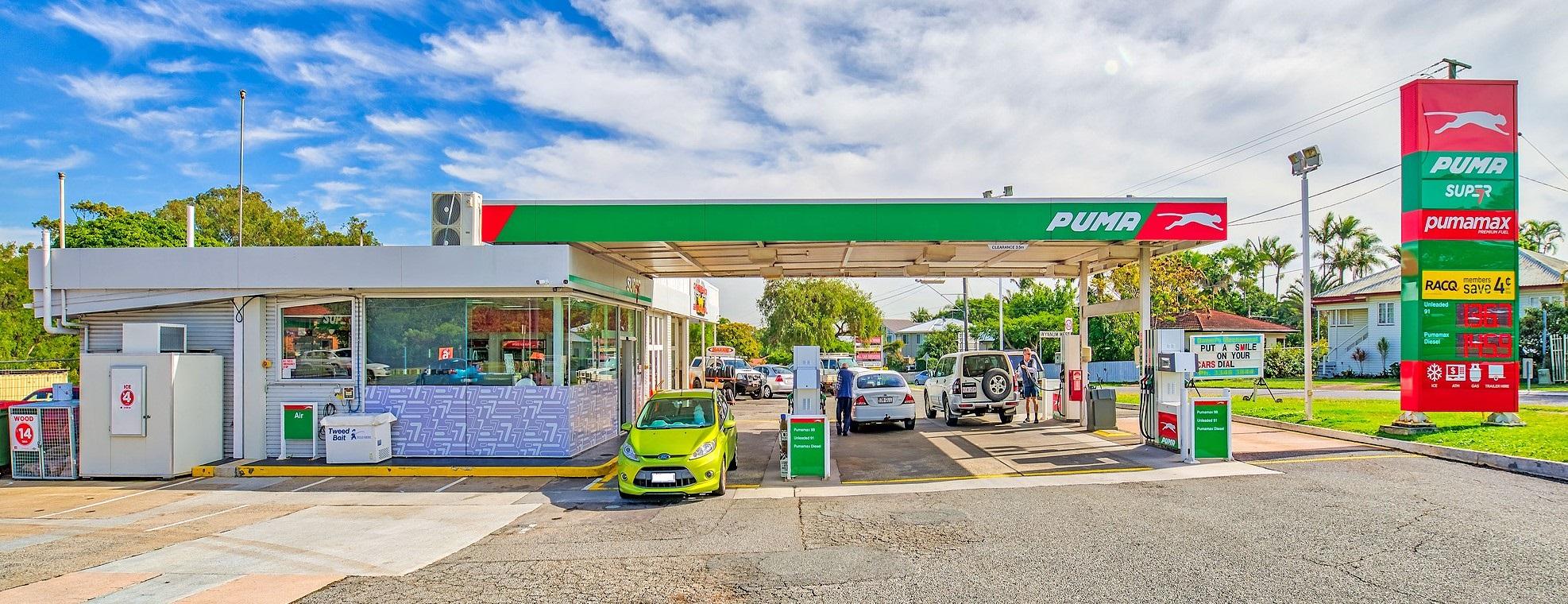 Puma Fuel Station, Wynnum West