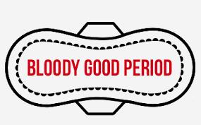 Bloody Good Period Logo