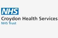 NHS Croydon Logo