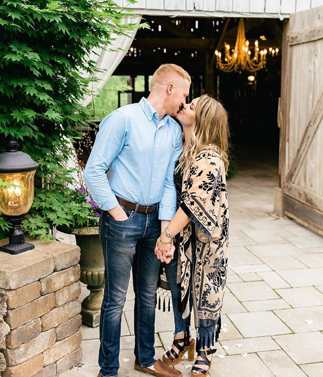 Over the weekend we had a proposal on our grounds!! We are so happy for Duke and Morgan! She said yes!! #thebarnatspringhouse Pc: @maddiebakerphotography . . . . #mykentuckybride #kentuckyproud #sharethelex #lovelexington #barnwedding #kentuckyweddings  #kentuckyproud #explorekentucky #visitkentucky #kentuckybride #kentuckyvenue #kentuckywedding