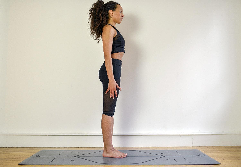 Yoga Tips & Tricks: Conquering Mountain Pose (Tadasana) — BAYLEAF YOGA