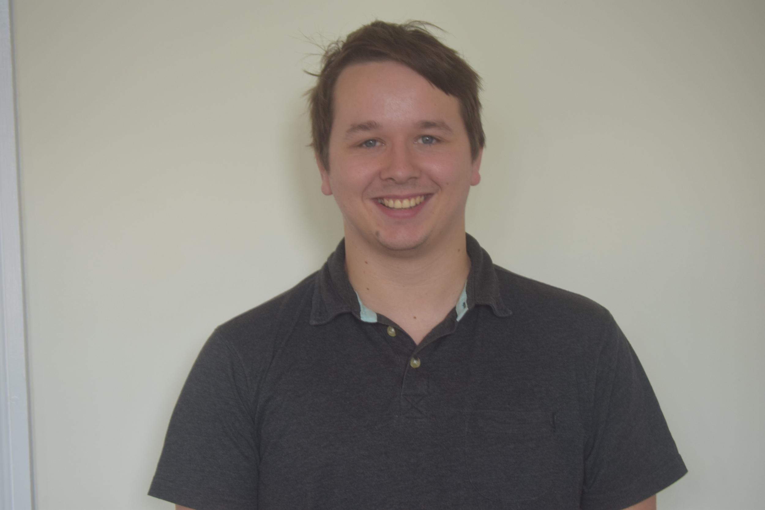 Luke Thomas  St Michaels ( Budbrooke, Warwick)  luke.thomas@covcofe.org