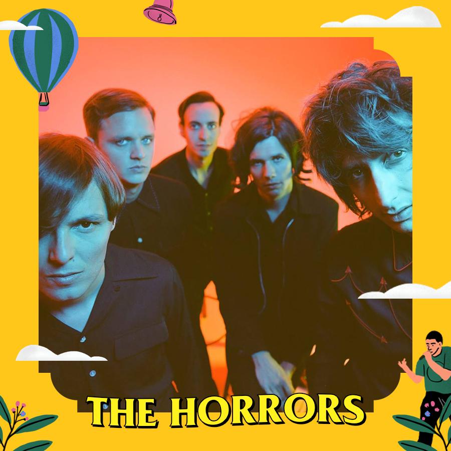 The Horrors - (UK)