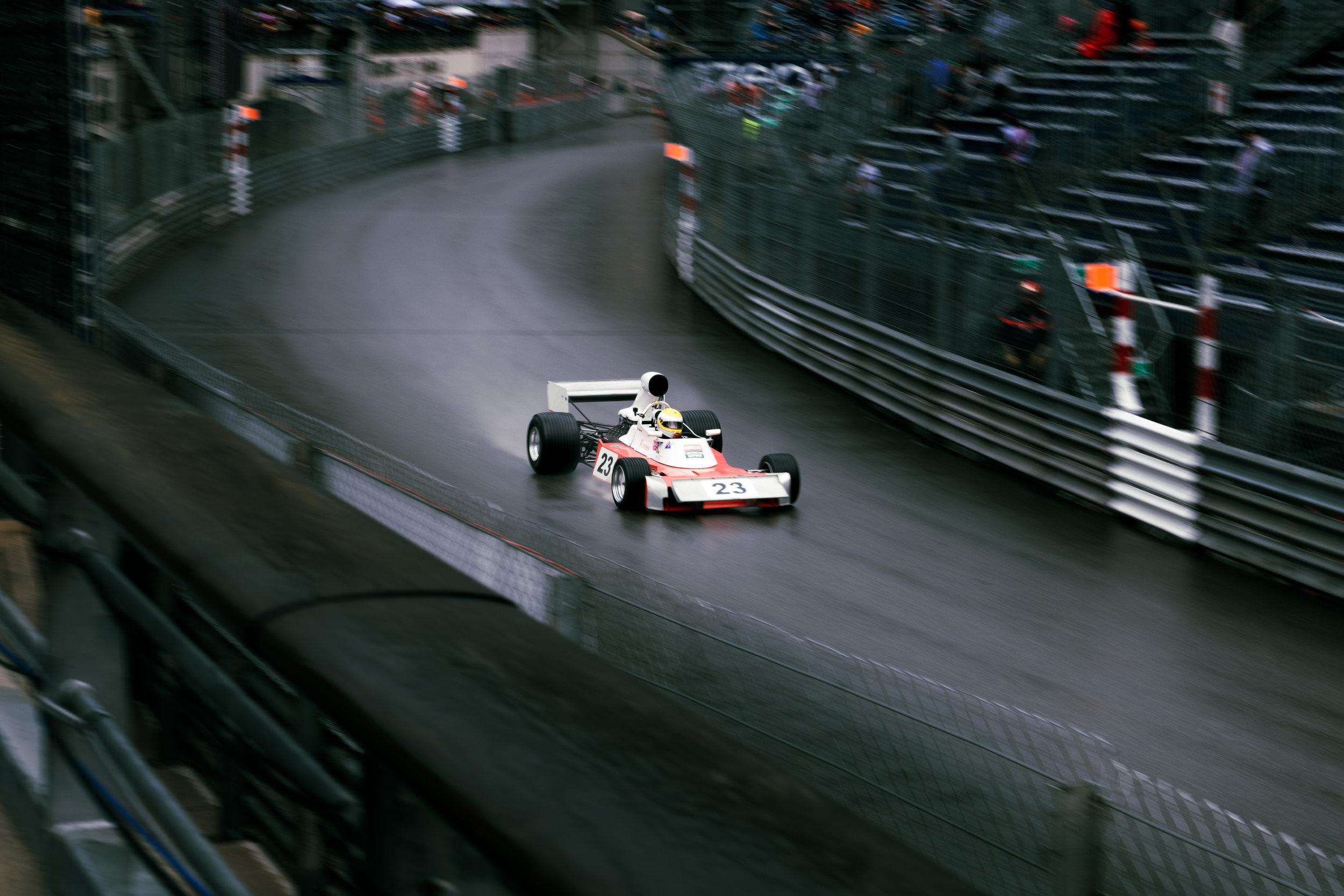 Monaco Grand Prix Historique  - 2018