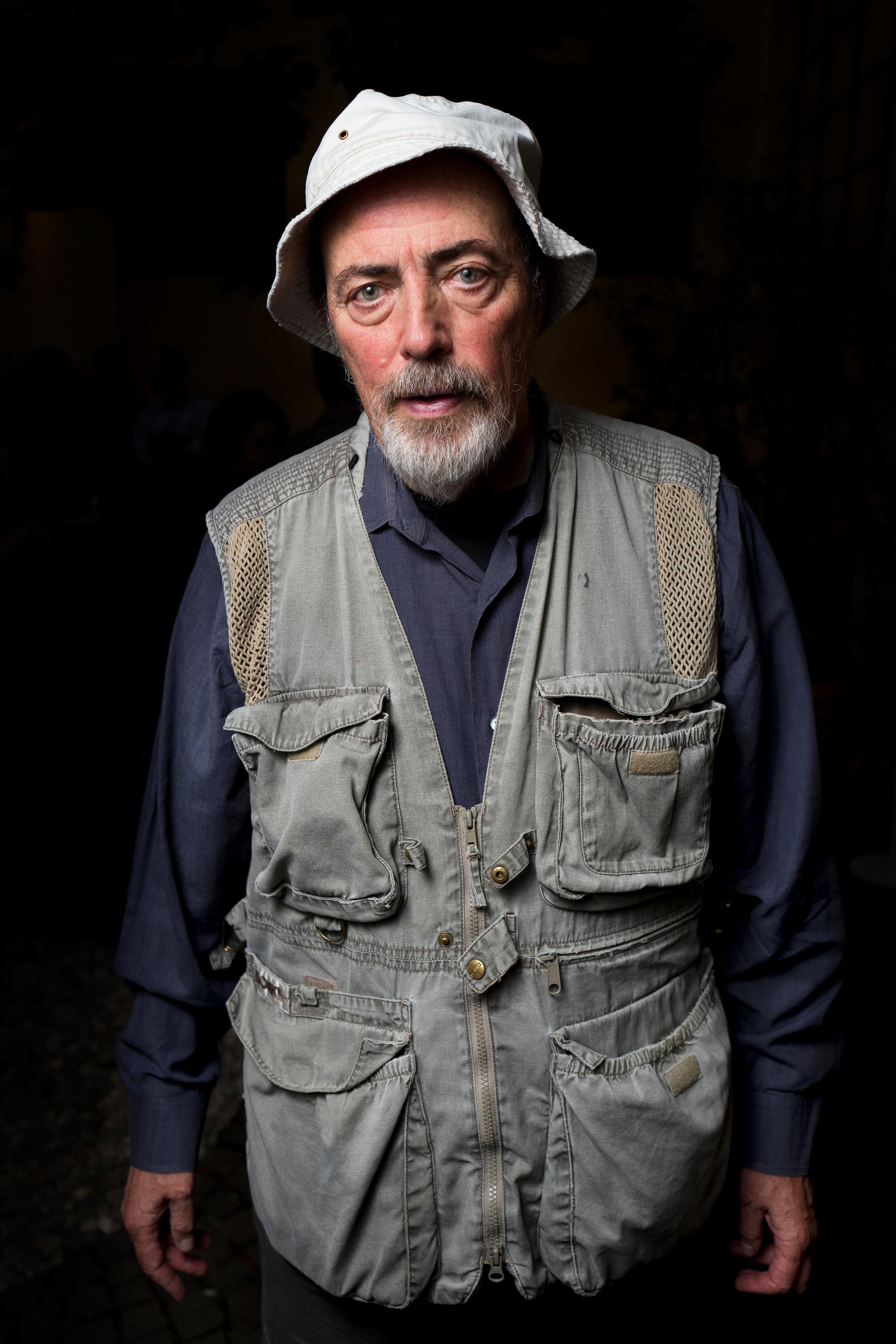 Bruce Gilden  - Milan 2018