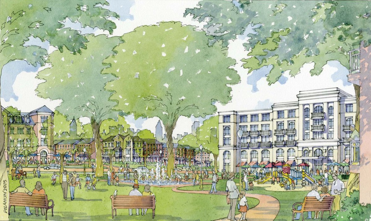 Image From the Herndon Square Website
