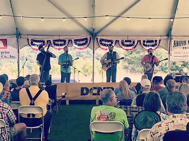 Laurel Hill Bluegrass Festival was awesome!  #bluegrass #instruments #musicians #music #festival #guitar #mandolin #banjo #bass #brothers #weber #fairbuilt #pennsylvania #maryland #nashville