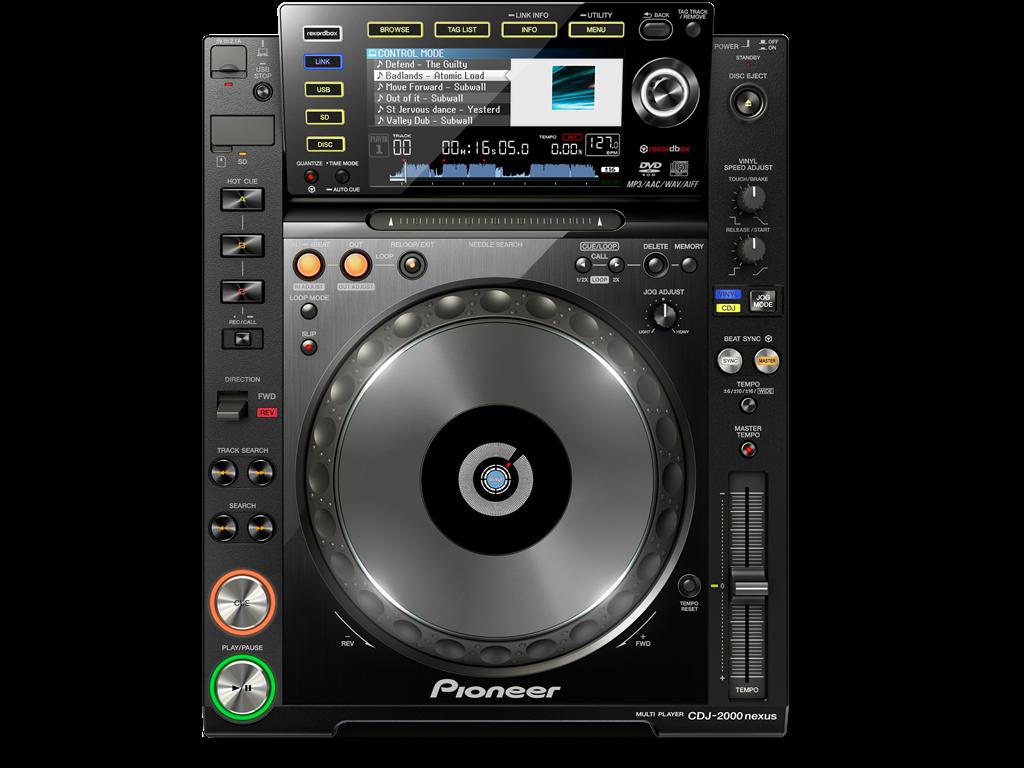 We stock all industry Standard DJ Kit.