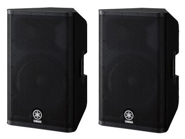 We hold a vast stock of Yamaha Active speakers.