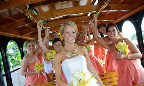 bridal party transportation