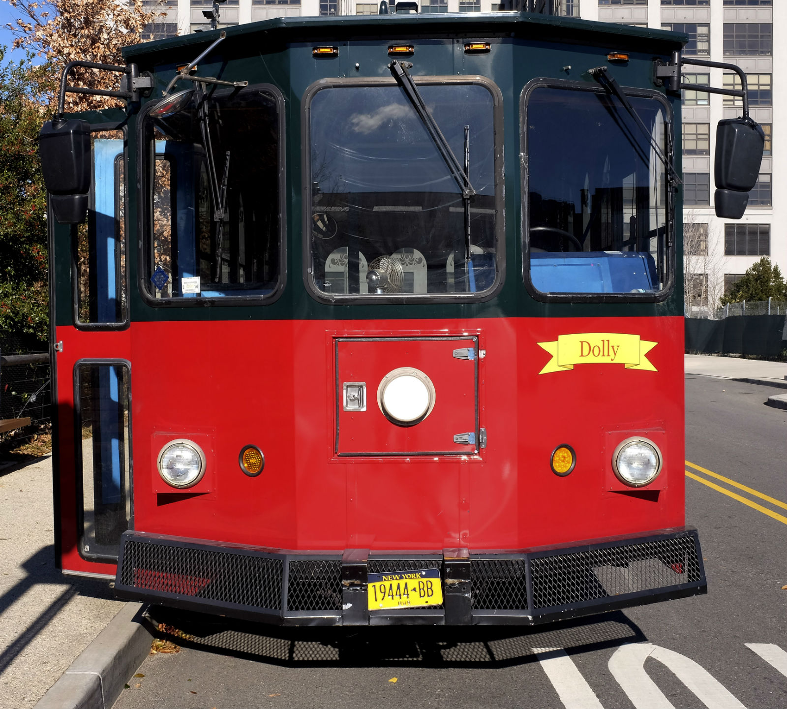 NY Trolley Best Limo Service