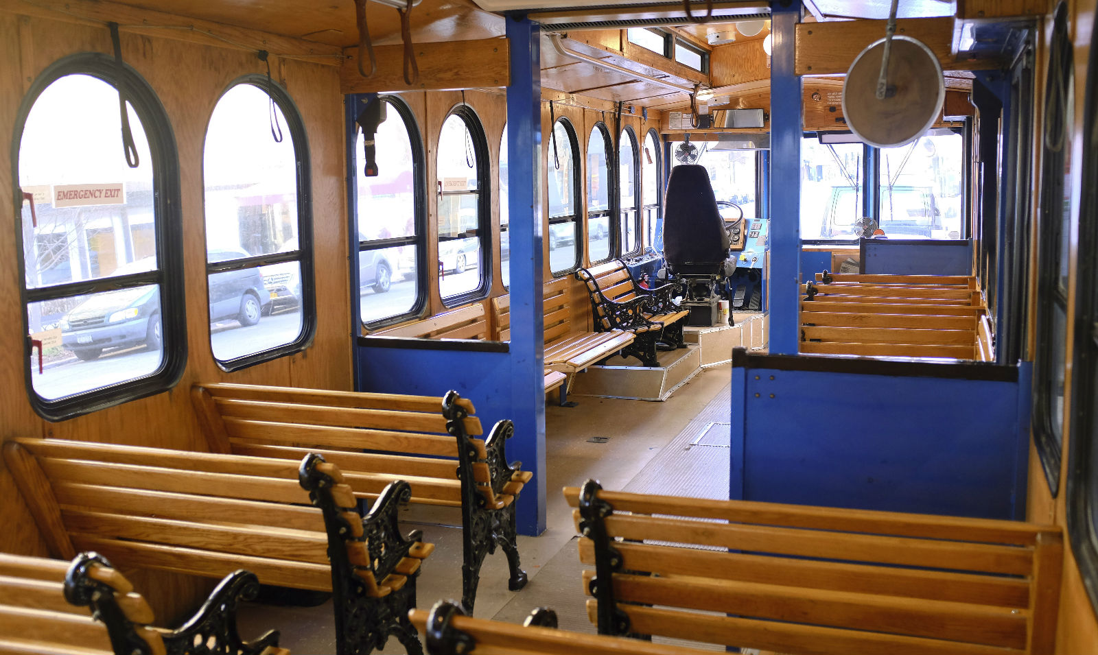 Party Bus Custom Interior