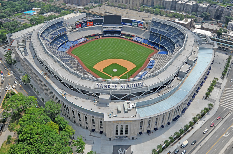 NYC Charter bus rental to Yankee stadium