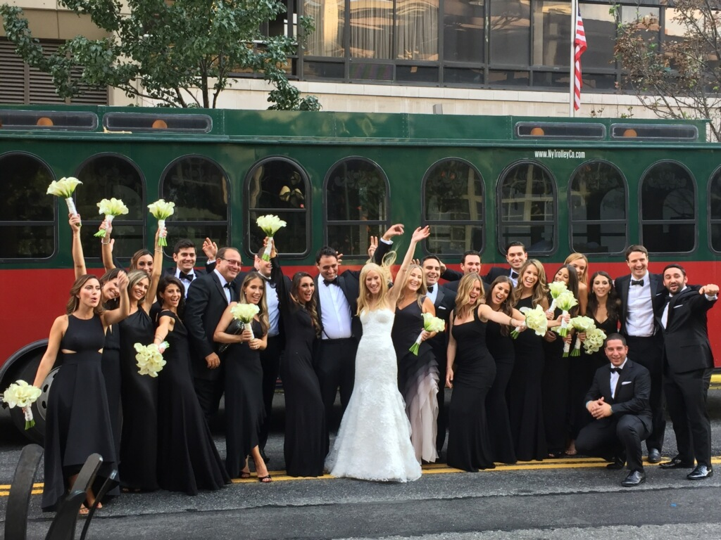 NYC Limo Service - Try a Trolley Rental for your Event