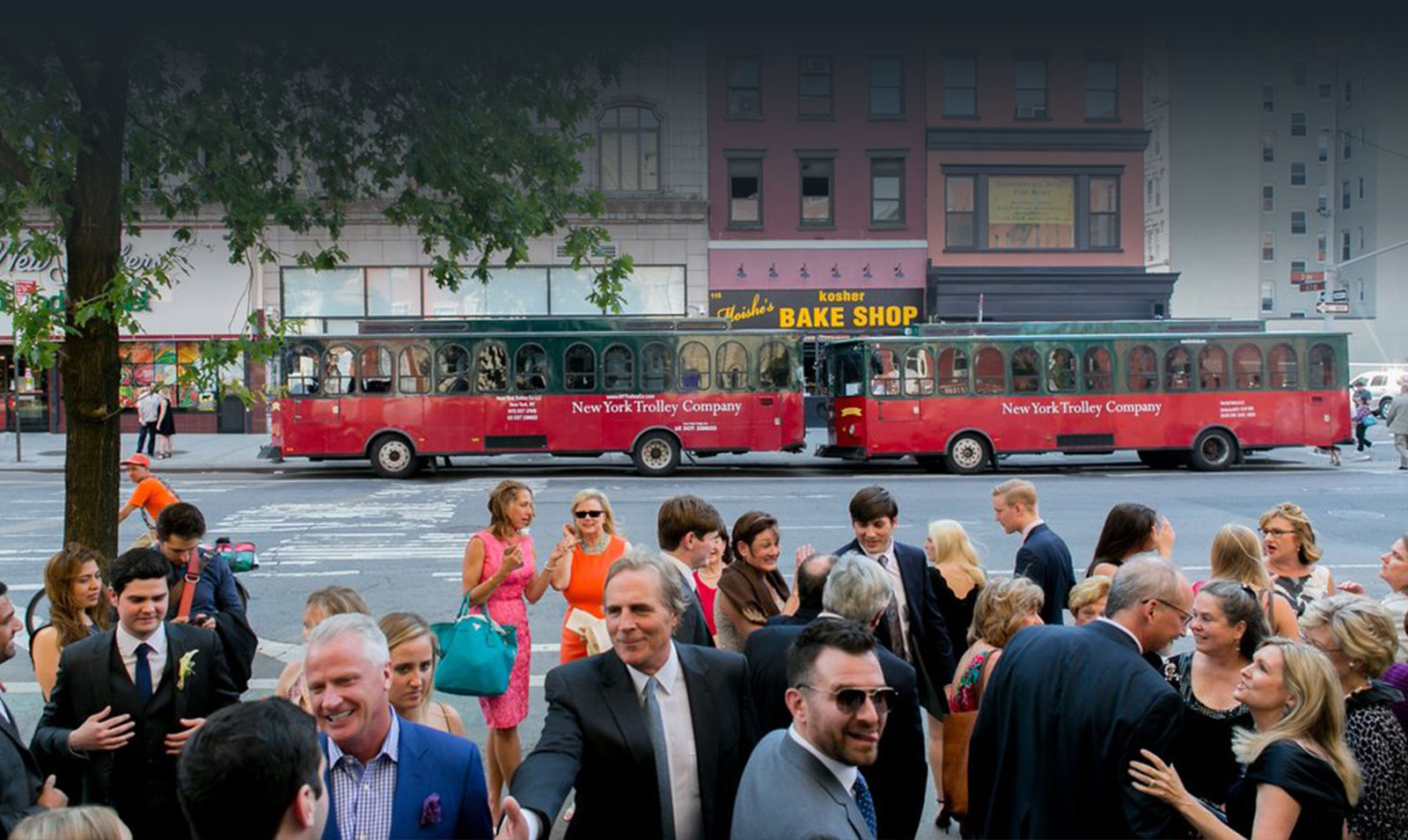 NYC Party Bus in manhattan