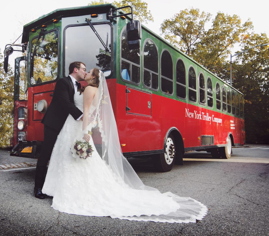 NYC wedding transportation