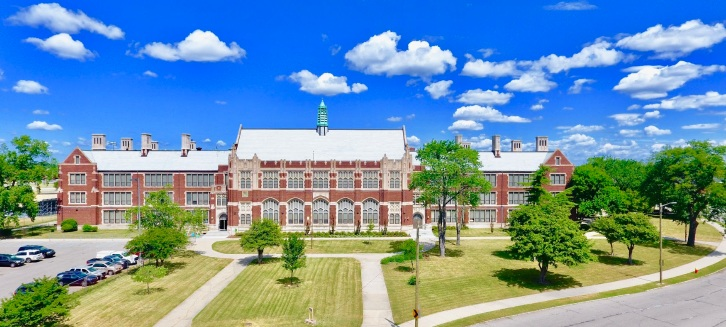 Historic Durfee Elementary Middle School -