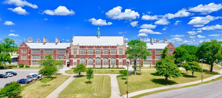 Historic Durfee Elementary Middle School -