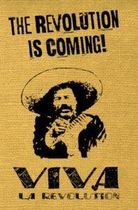 viva la revolution cantina