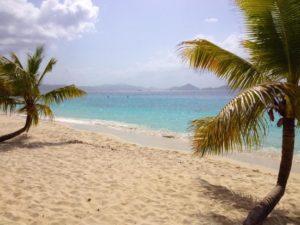 st john beach