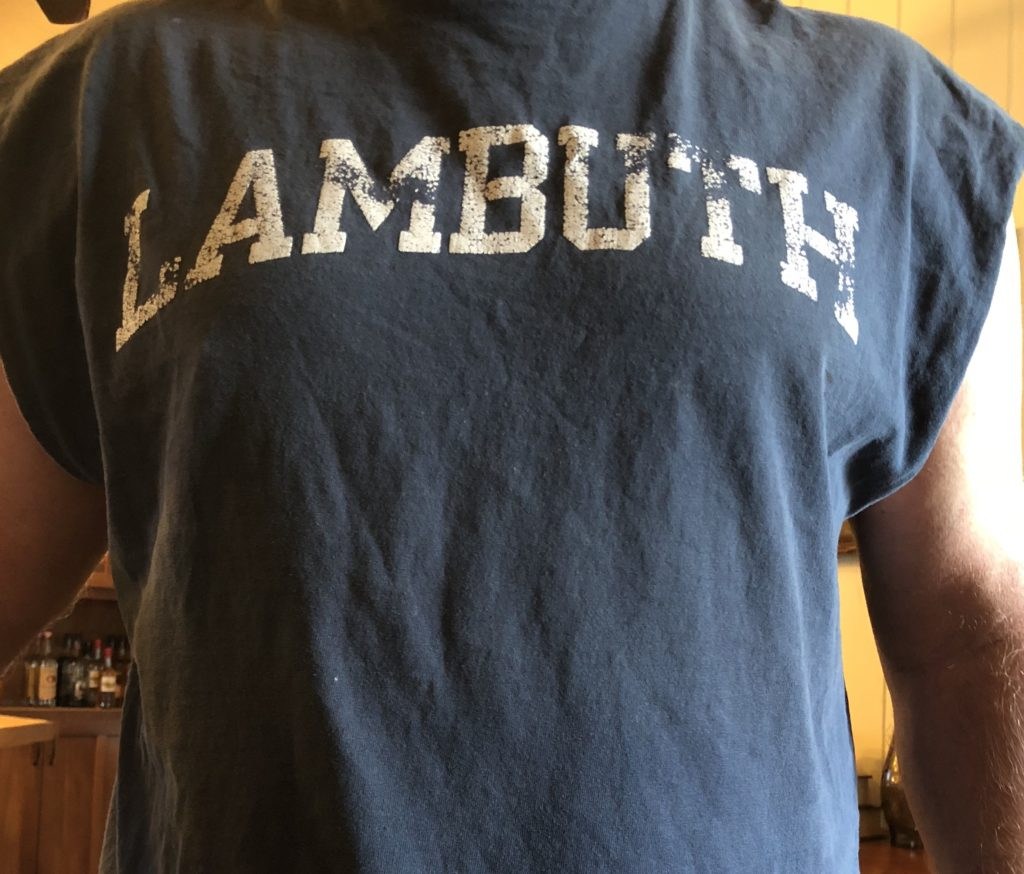 Lambuth University shirt Jackson TN