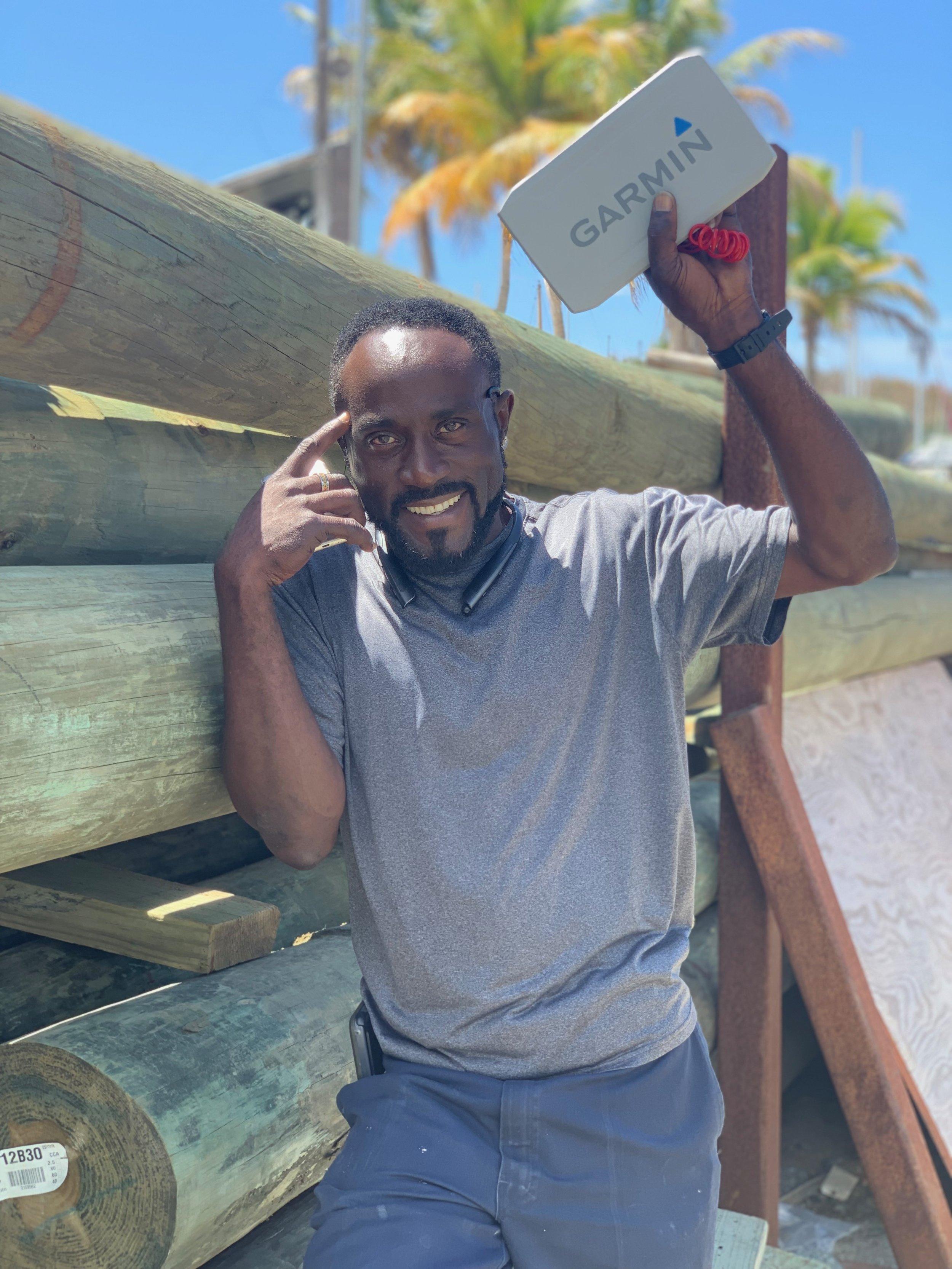 Erickson Rodney - Maintenance Man Extraordinaire