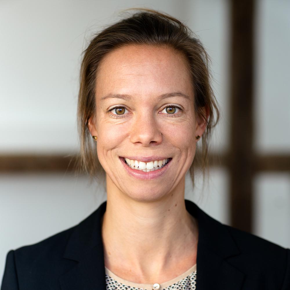 Dr. Frederike Masemann - Projektleiterin