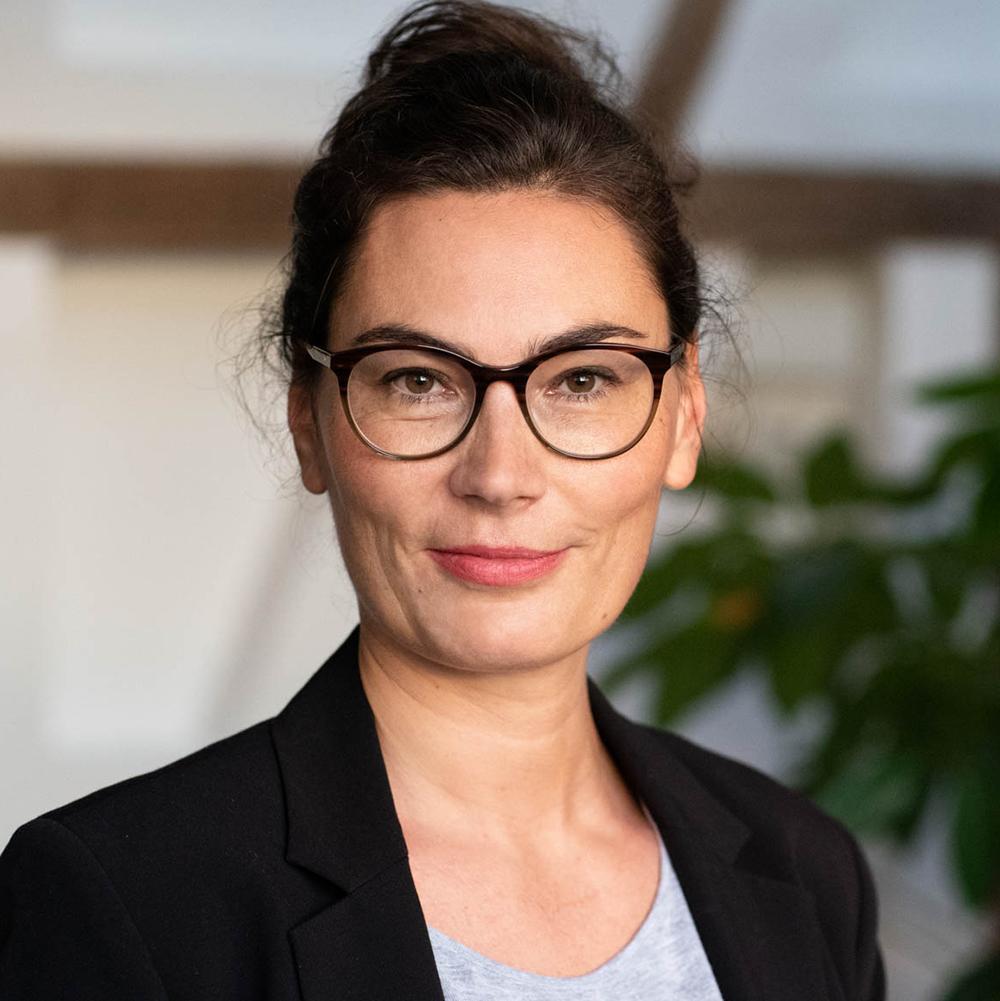 Sandra Meyer - Seniorberaterin