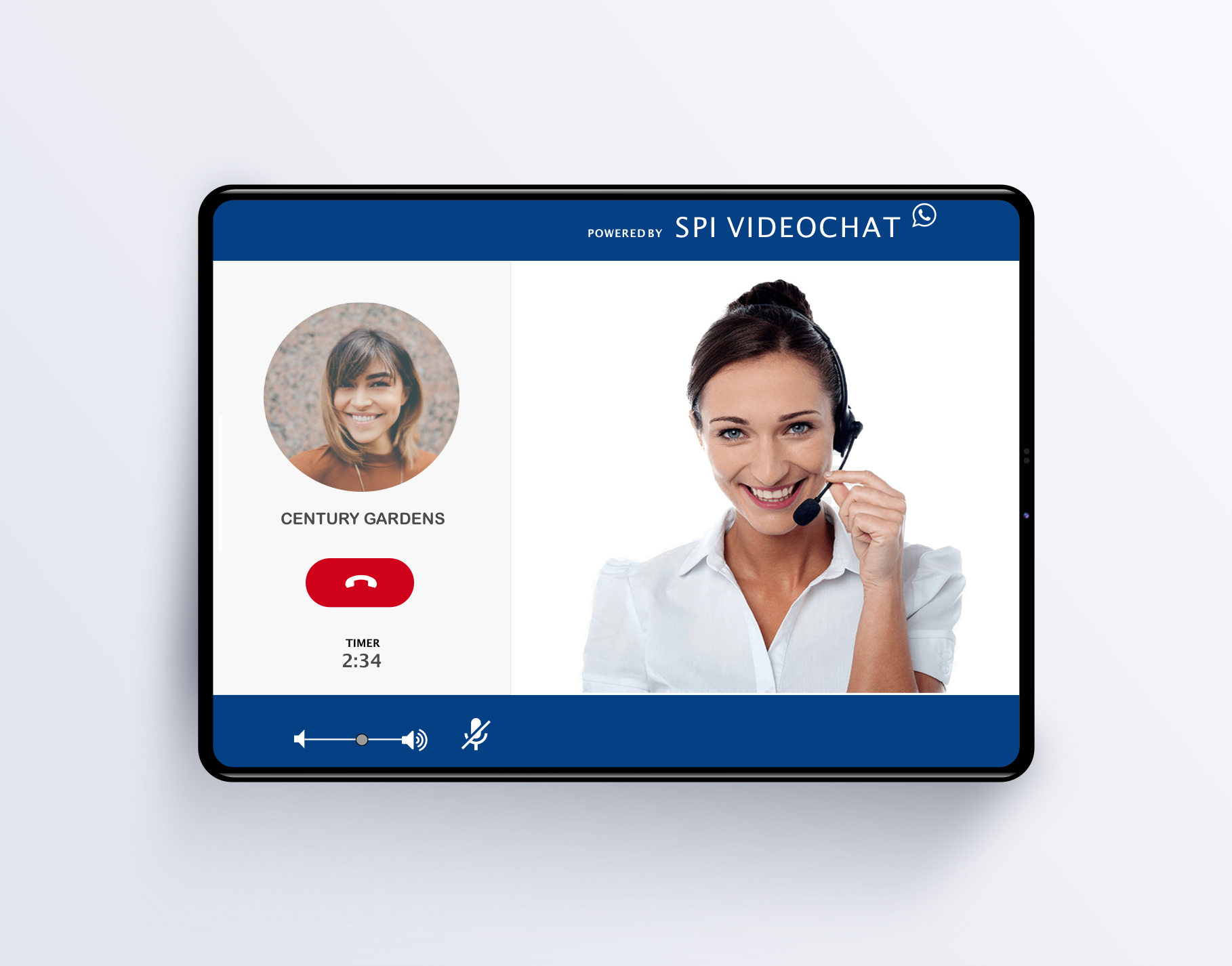 Video Chat Connected Screen.png