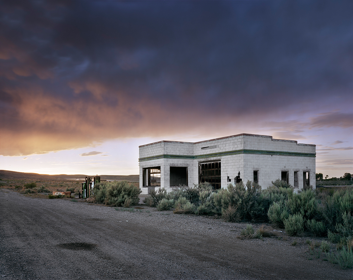 Old Highway 80, Green River, Wyoming, 2013