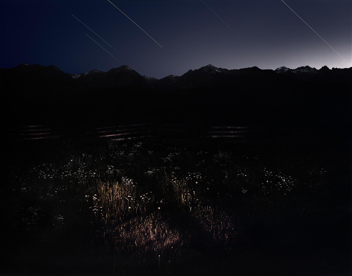 Summer Night, Fourth of July Creek Ranch, Custer County, Idaho, 2004