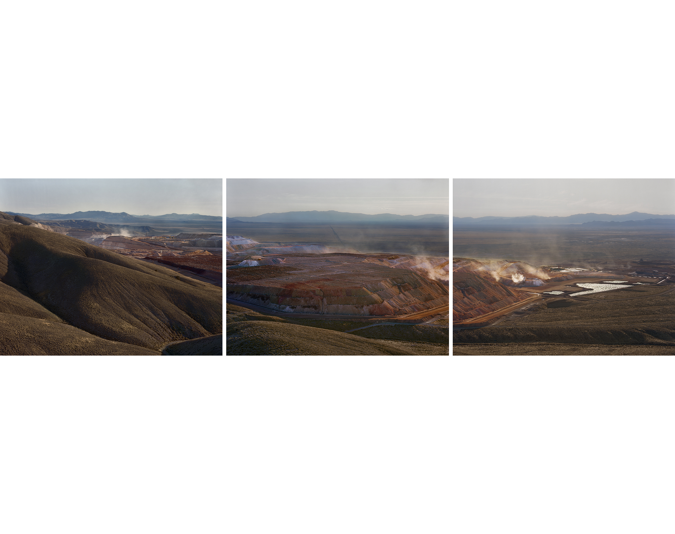 Hycroft Gold Mine, Black Rock Desert, Nevada, 2012.jpg