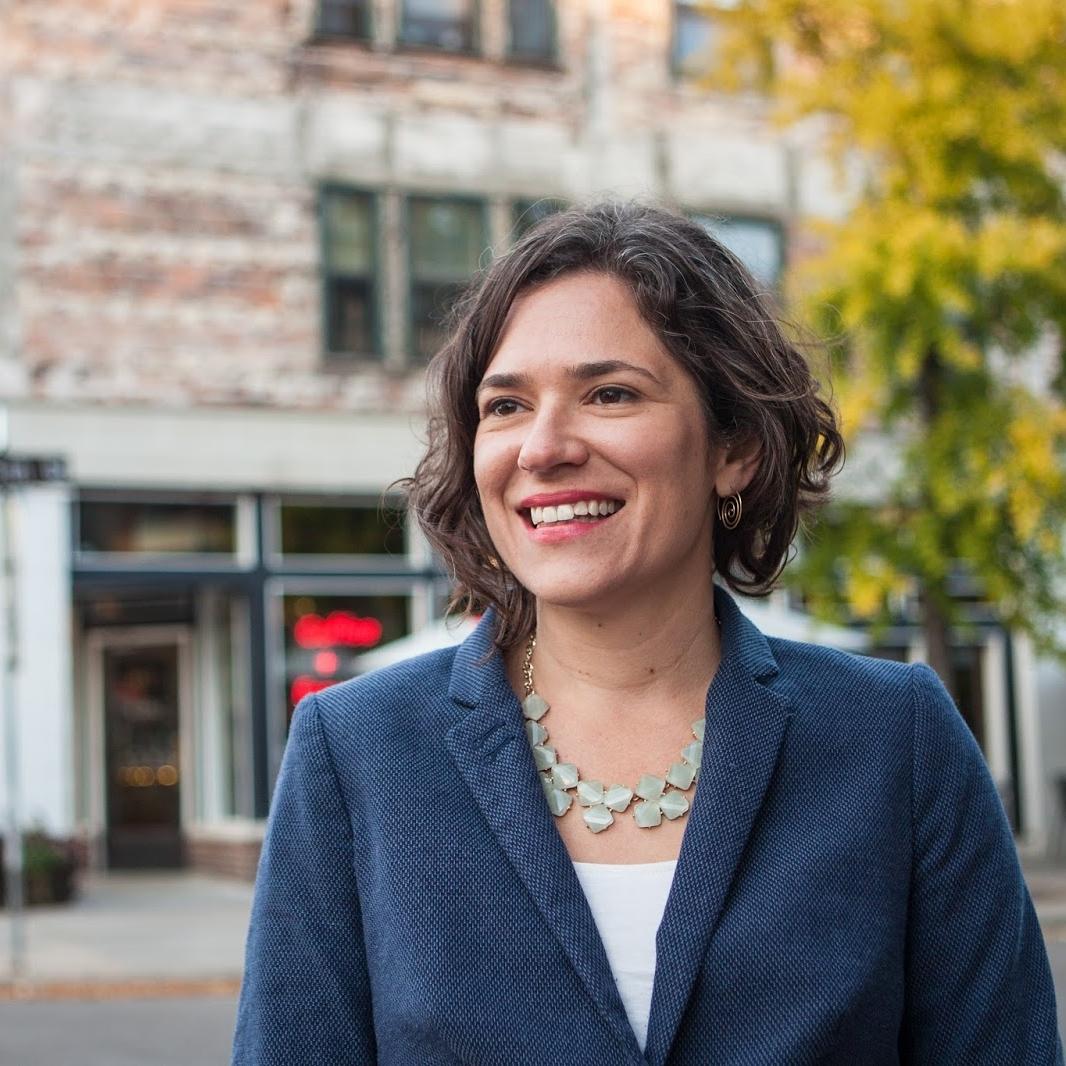Minneapolis Council President Lisa Bender