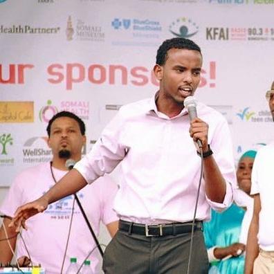 Vice President Minneapolis Park Board AK Hassan