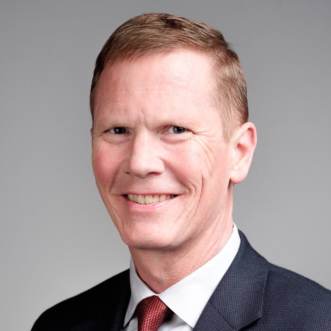 Bloomington City Council Member Tim Busse