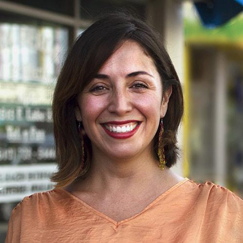 Minneapolis Council Member Alondra Cano