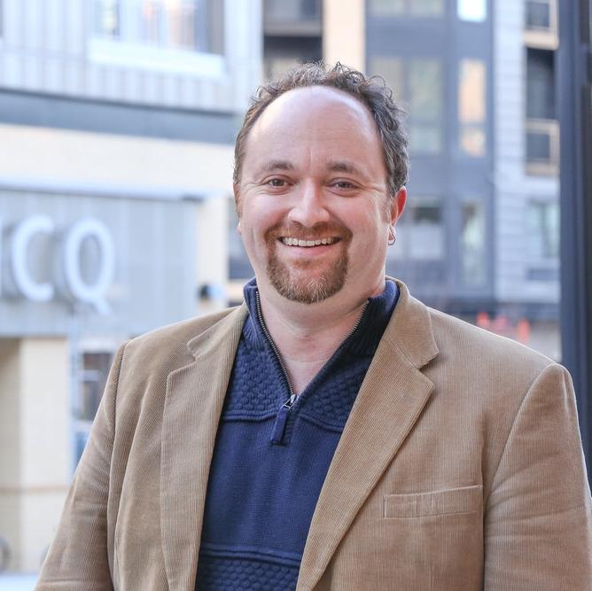 Minneapolis City Council Member Steve Fletcher
