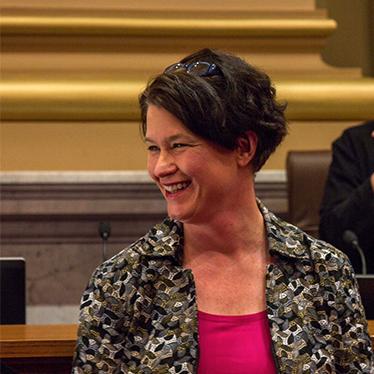 Former Minneapolis City Council VP Elizabeth Glidden