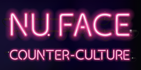 NUFACE: THE COUNTER-CULTURE COLLECTION - IN STOCK!