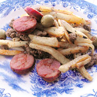 Ground Beef with Linguica and Fries.jpg