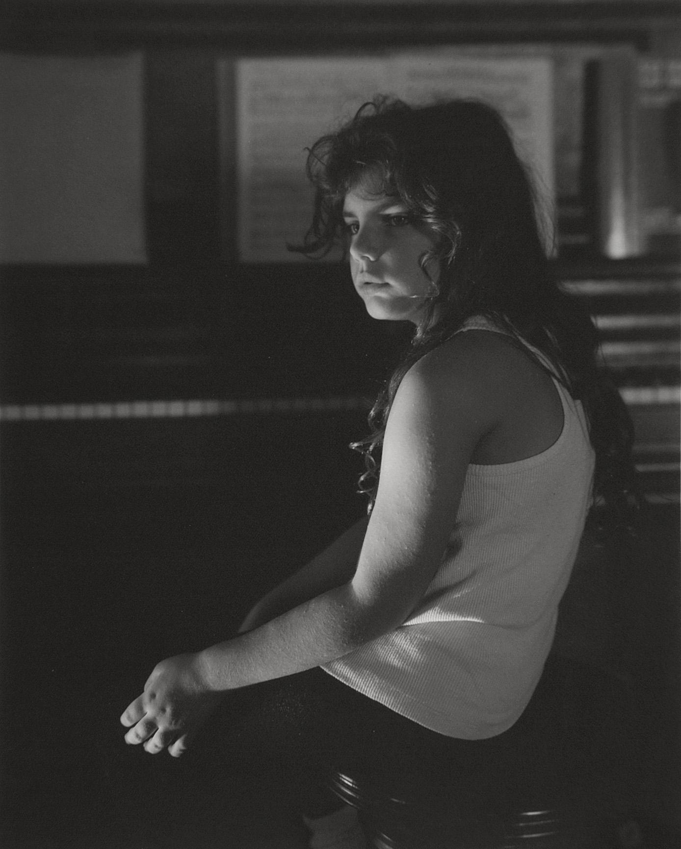 Baldwin, NY - 1988, © Andrea Modica