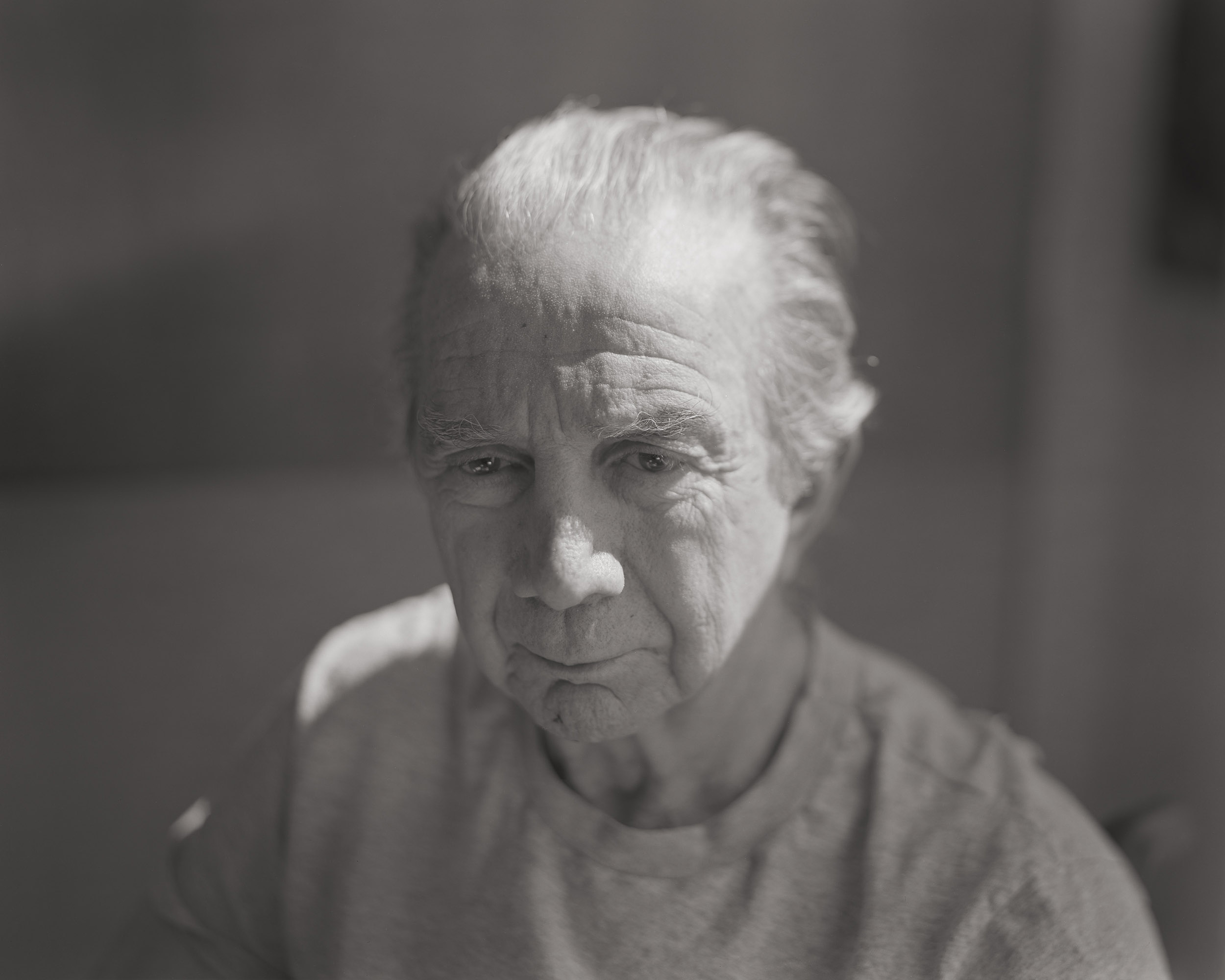 Gene, Nursing Home - 2005, © Stephen DiRado